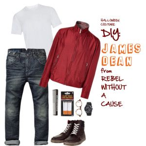James Dean Costume