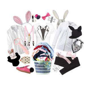 Magic Rabbit Costume