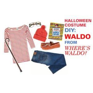 Waldo Halloween Costume