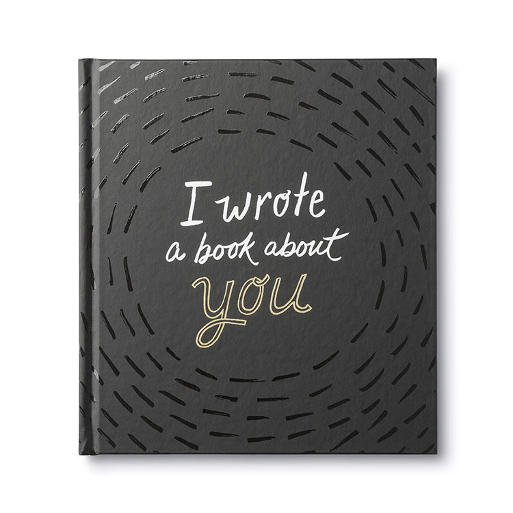 I wrote a book about you image