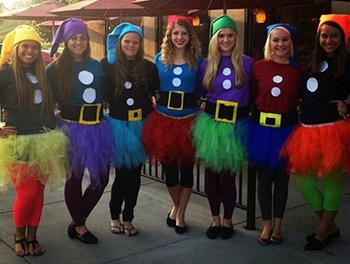 30 Creative Group Halloween Costumes Monstercollege