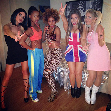 5f15bea9f It's time to spice up your life, just saying. And becoming an outlandish  British pop star for a night is just the trick. Plus, you already know all  the ...