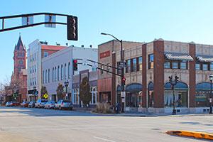 Champaign Urbana Illinois