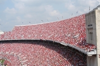 Fastweb Counts Down the 10 Largest College Football Stadiums