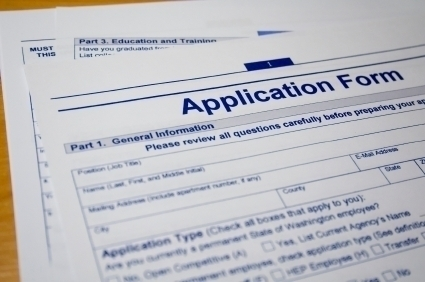 How to write a high school application fake