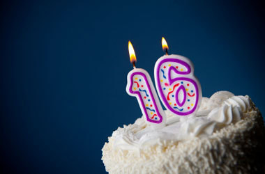 Fastweb Celebrates Sweet 16, Surveys 16-Year-Old Fastwebbers