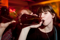 Study Shows Binge Drinking Could Impact Brain Development in College Students