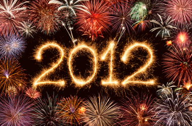 Top 10 New Year's Resolutions for 2012