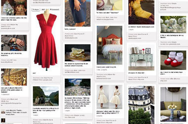 "Pinterest, the New ""It"" Site?"
