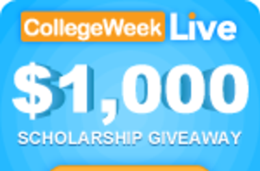 CollegeWeekLive Get Ready for College Scholarship