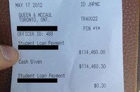 Law School Graduate Pays $114K Student Loan in Cash