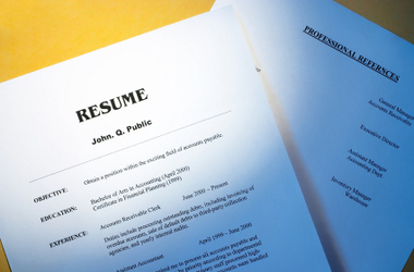 Tips for Writing a Great Resume