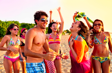 Top Ten Spring Break Schools