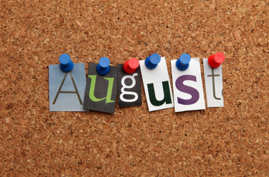 How to Take Action this August
