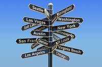 Top 10 Cities for Recent College Grads