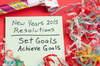 2015 New Year's Resolutions for College Students