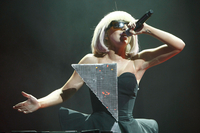 Lady Gaga Teams with NY Governor to Pass Campus Assault Bill
