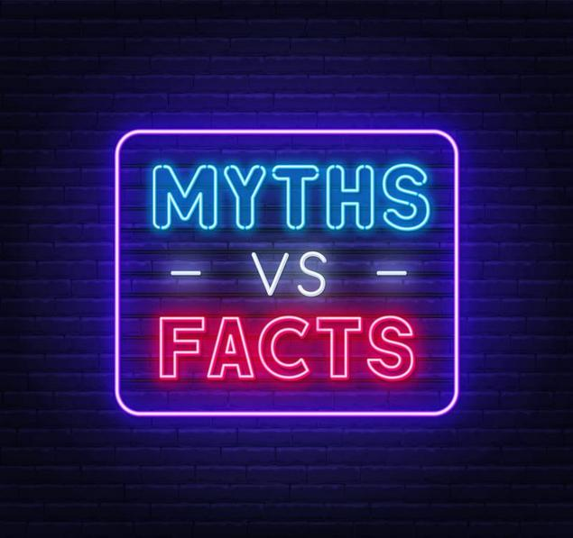10 Completely False College Myths