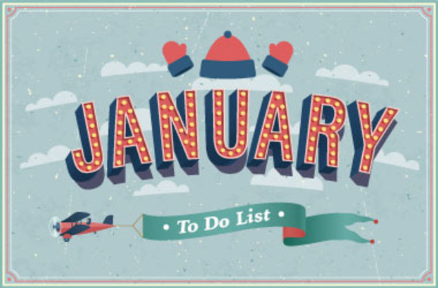January College Checklist for High School Juniors