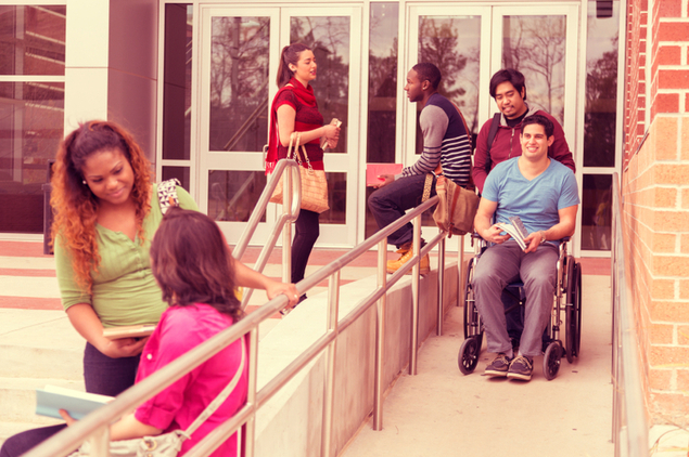 College Questions for Students with Disabilities