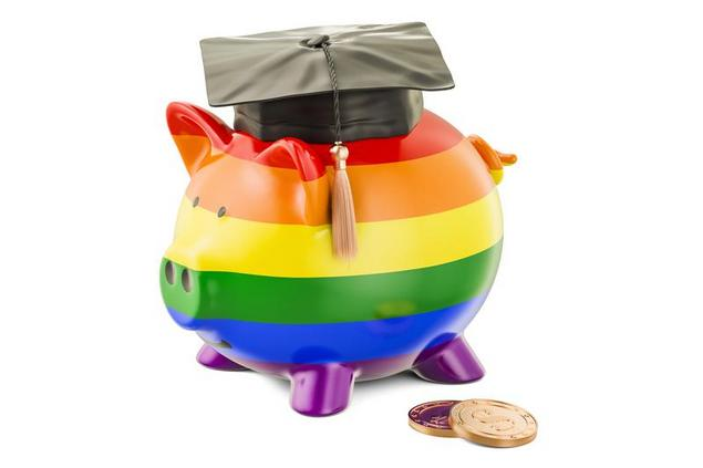 Financial Aid for Lesbian, Gay, Bisexual, Transgender and Questioning Students