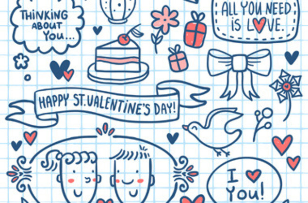 10 Student-Inspired Valentines