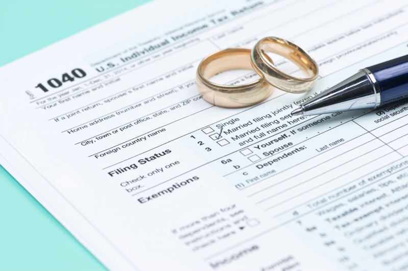 Should Married Borrowers File Joint Or Separate Federal Income Tax