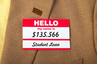 Who Really Graduates with $100,000 or More in Student Loans?