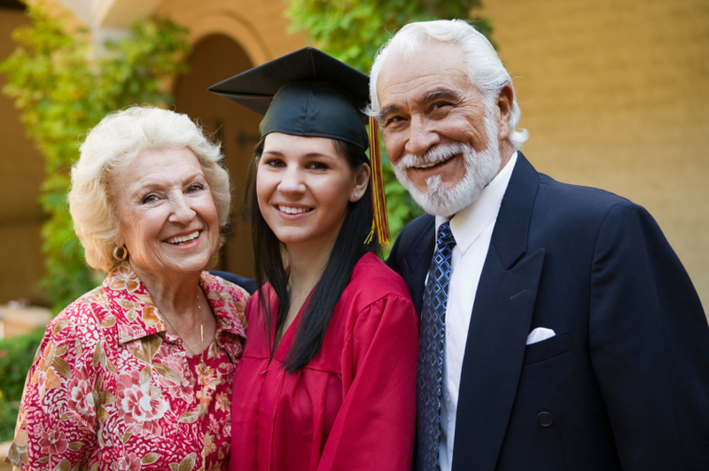 when can a student u0026 39 s grandparents substitute for the
