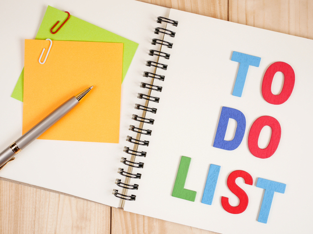 to do list pictures