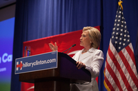 Clinton Promises Free Tuition to Public Colleges