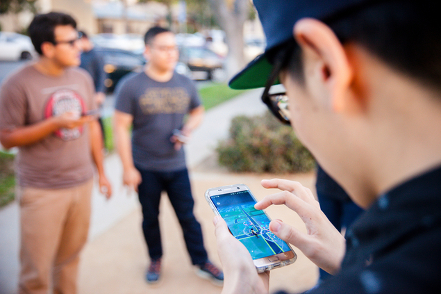 College Offering Pokémon Go Themed Campus Tours