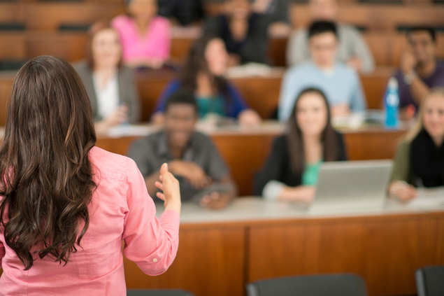 4 Reasons to Get to Know Your Lecture Professors