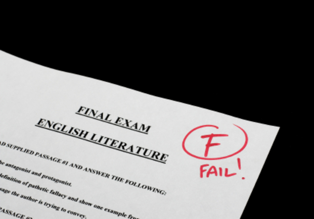dealing with bad grades fastweb