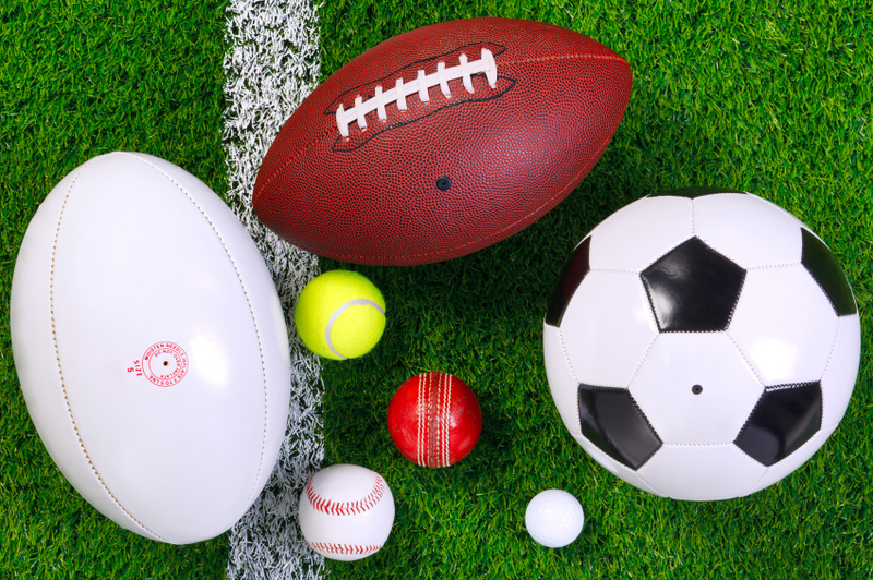 athletic scholarships sports college athletes fastweb aid balls different sport games kinds financial