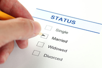 Questions about Net Assets and Changes in Marital Status