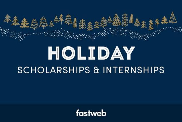 Holiday Scholarships & Internships that Glisten