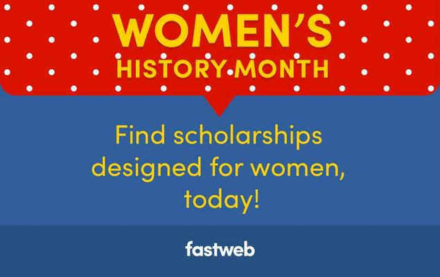 College Scholarships for Women, National History Month