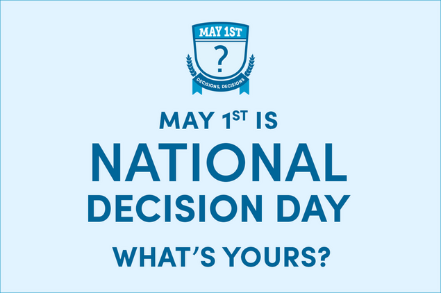 Gear Up for National Decision Day
