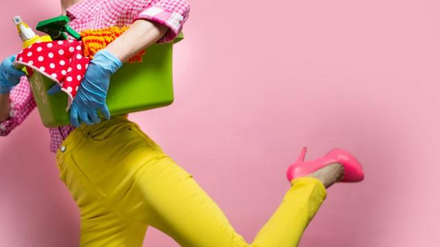 Seven Easy, Odd Ways to Spring Clean for Success