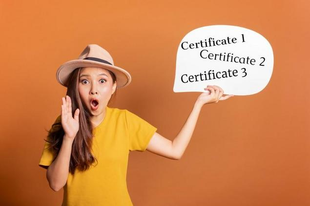 Free, Weird Certifications You Should Consider