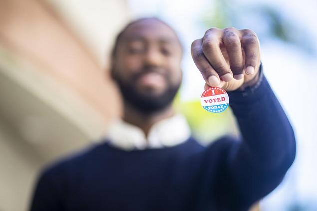 #VOTE2020: How to Vote as a Student on Election Day