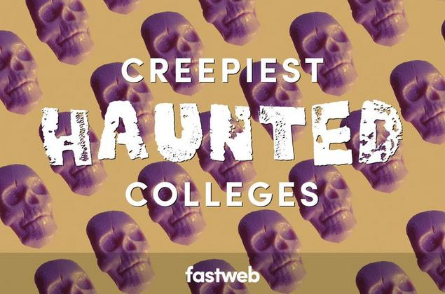 Top 7 Creepiest Haunted Colleges in the U.S.