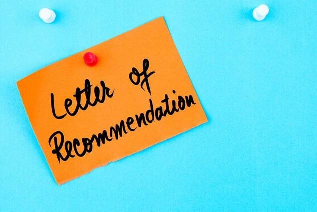 Asking for Recommendation Letters for College Applications