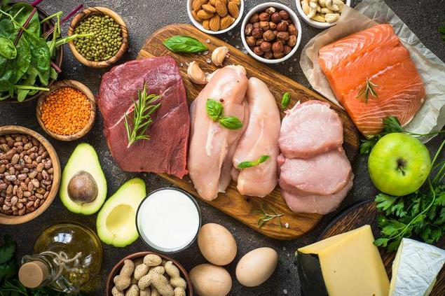New Year's Resolutions: Eat Healthier on the Keto Diet