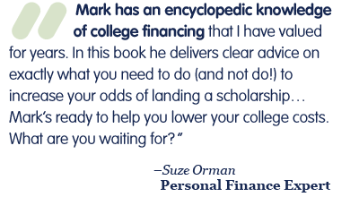 Tips for winning a scholarship?