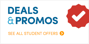 Student Deals and Promos